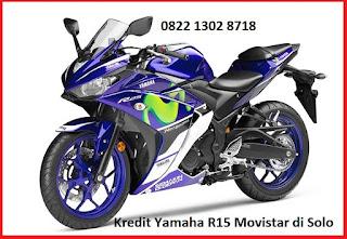 Harga Kredit Motor Yamaha R15 Movistar di Solo