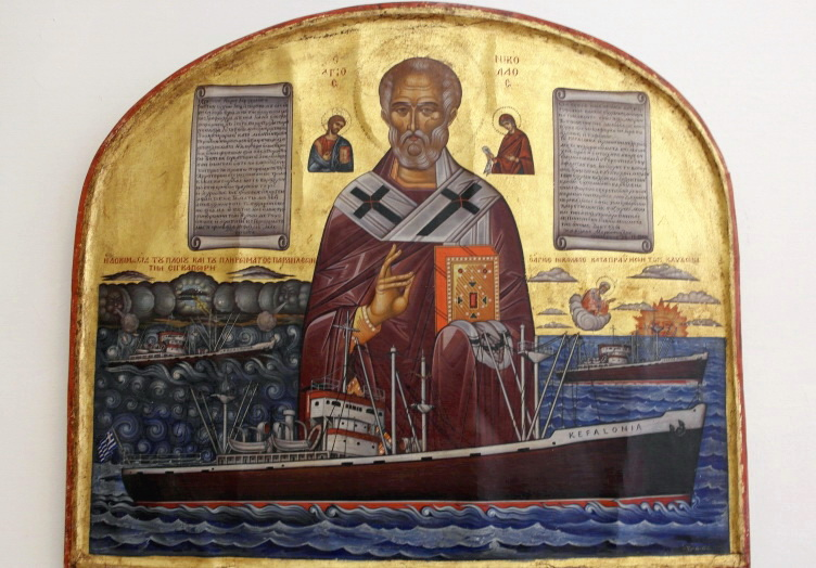 Άγιος Νικόλαος, ο Βιγλάτορας των ωκεανών (Ένα θαύμα στον Ειρηνικό Ωκεανό πριν από 70 χρόνια)