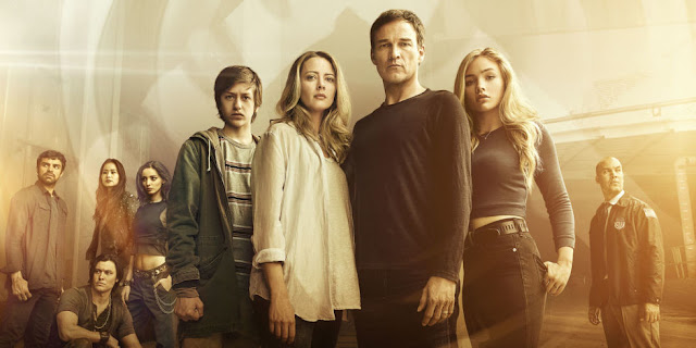 fox show the gifted banner