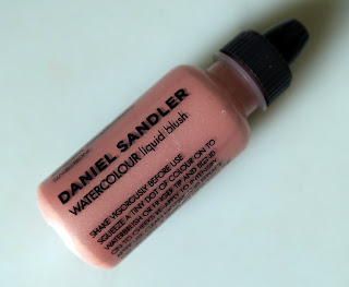 Daniel Sandler Watercolour Blush in Rose Glow