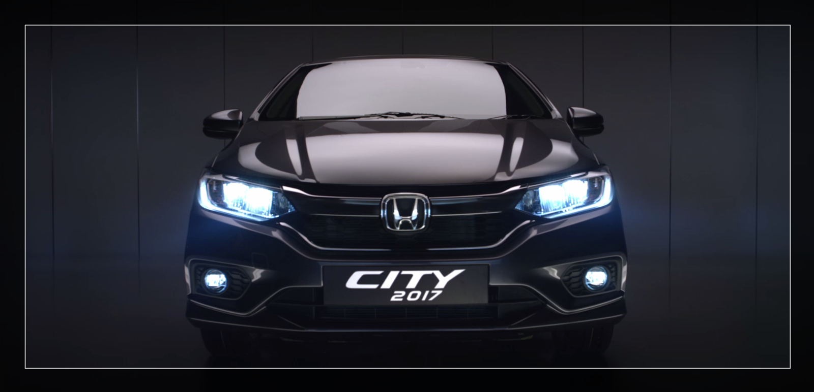 Honda CITY Facelift India 2017 Official Images