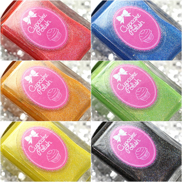 Cupcake Polish - The Olympics Collection