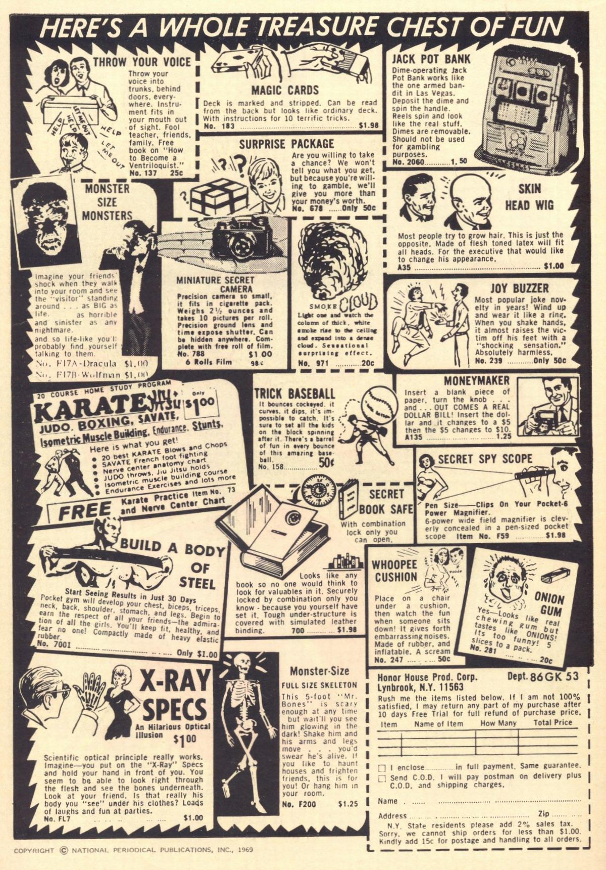 Strange Adventures (1950) issue 218 - Page 2