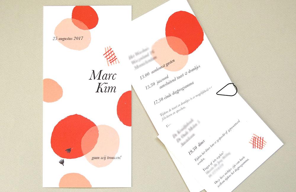 Wedding Invitation Design Kim Welling