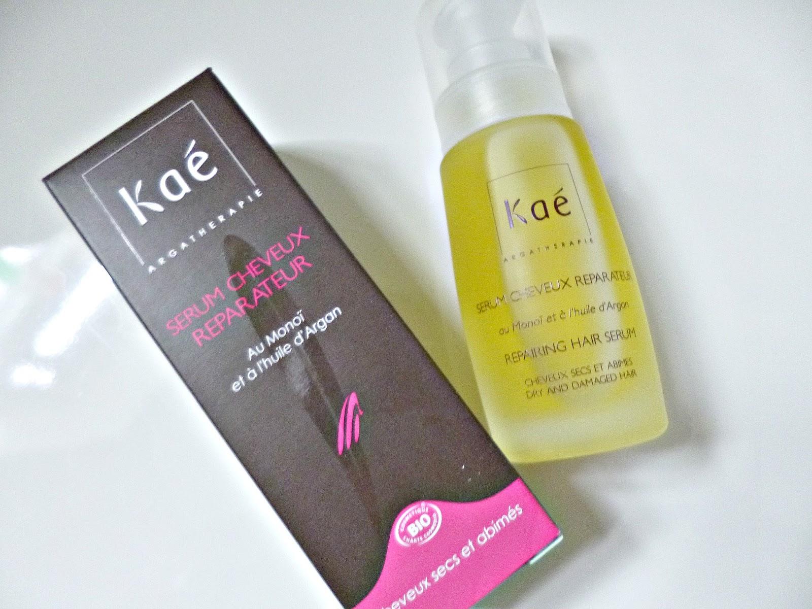 Product love – Kae repairing hair serum