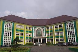Jurusan dan Daya Tampung SPAN PTKIN Institut Agama Islam Negeri Kudus (IAIN Kudus)