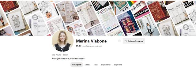 Pinterest da Marina Viabone