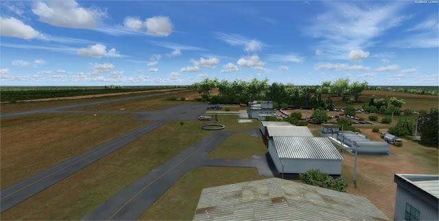 SBPFX2019 V2 - Aeroporto de Passo Fundo, RS [FSX, Prepar3D v4)