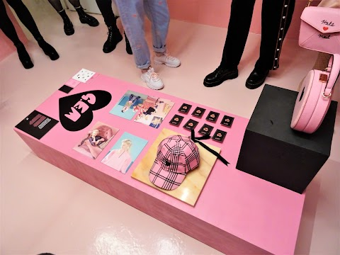 The Lazy Oaf V.I.P Party