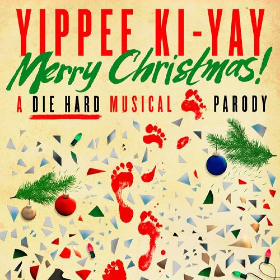 112f83bbc ChiIL Mama : REVIEW: YIPPEE KI-YAY MERRY CHRISTMAS: A DIE HARD ...