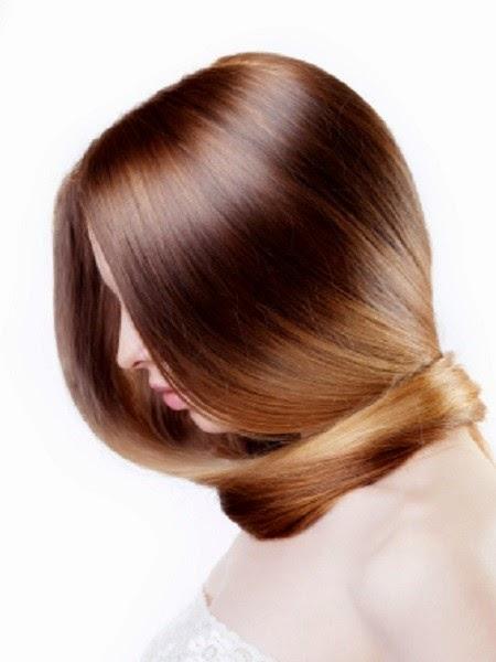 Tratamiento para el cabello llamado chocolate