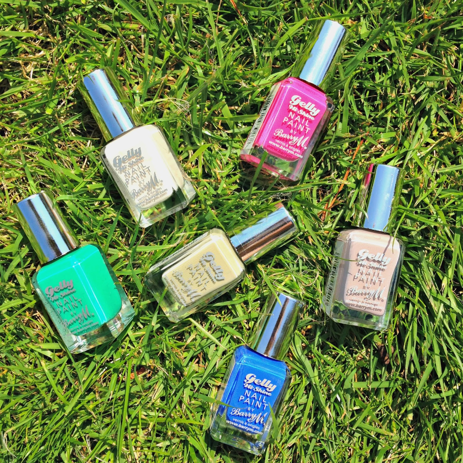 barry m summer 2014 collection