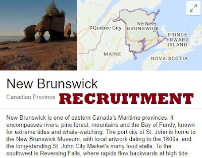 Brunswick Recruitment Canada 2017 | Canadian Employers coming to Manila Philippines