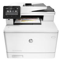 HP Color LaserJet Pro MFP M477fdw Driver