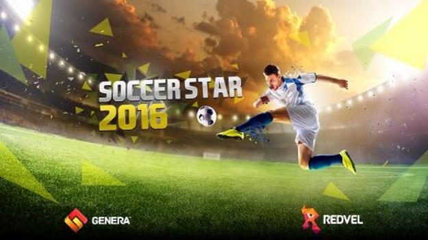 Soccer Star 2016 APK Mod(Offline, Unlimited money) for Android