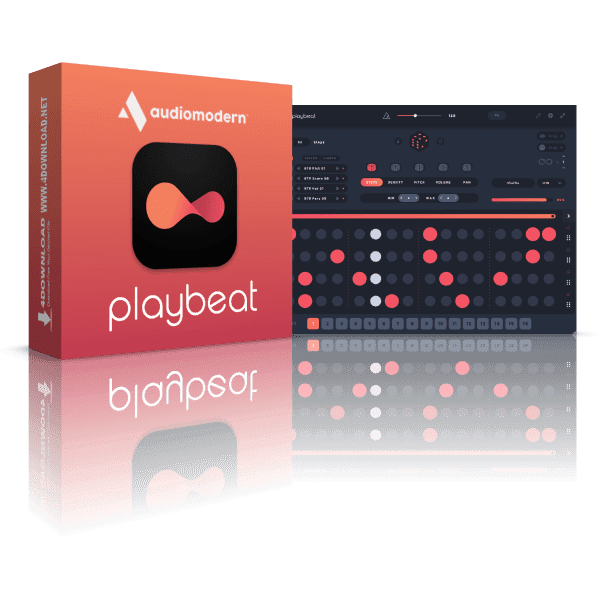 Audiomodern Playbeat v2.3.3 Full version