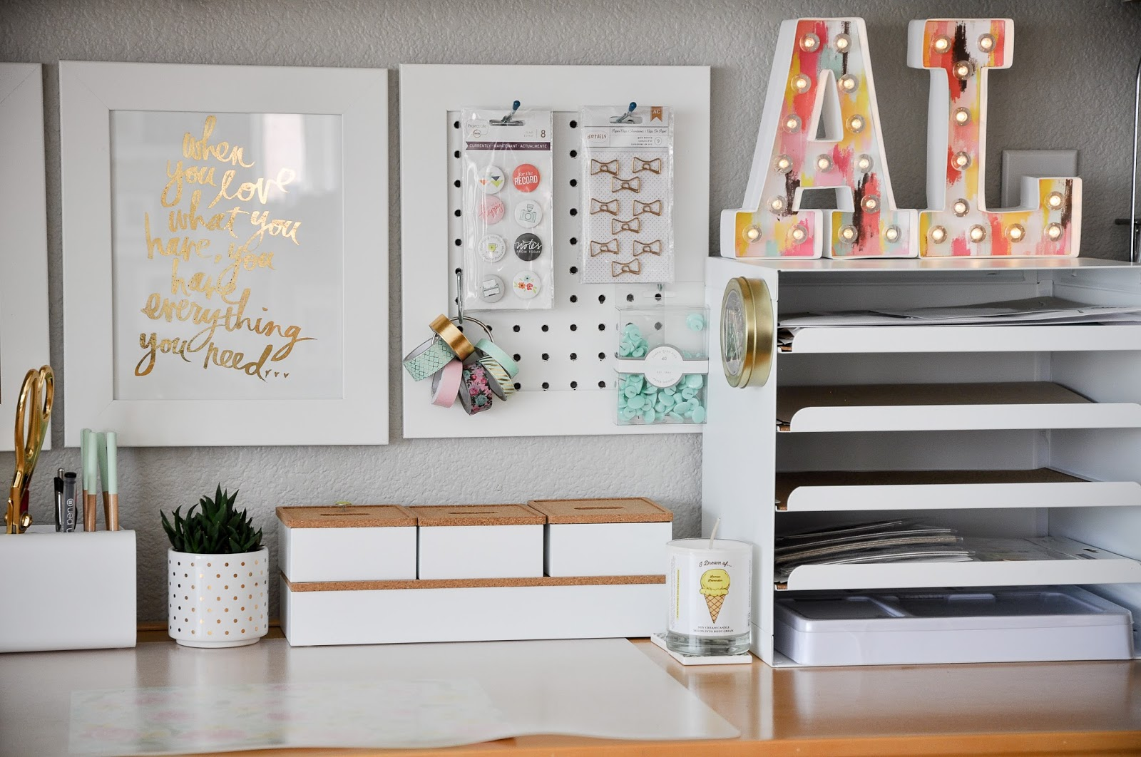 ARTFUL LEIGH: Project Life® and Ikea: How to Organize and Simplify ...