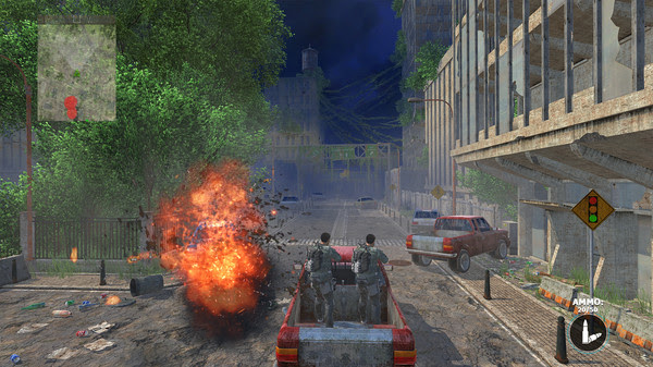 Special Counter Force Attack PC Game