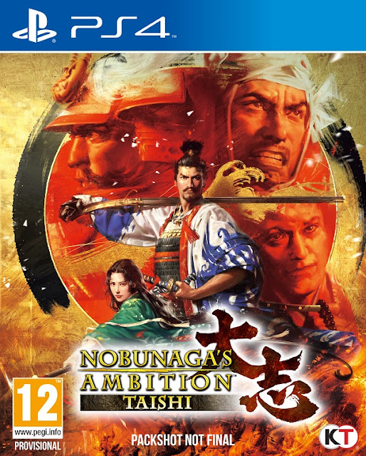 Erige tu dominio y busca tu ambición en Nobunaga's Ambition: Taishii