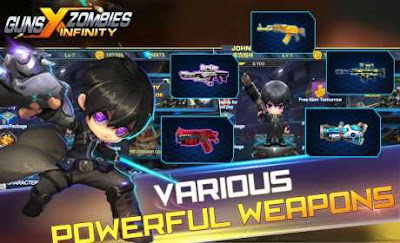 Guns X Zombies Mod v2.2 Apk