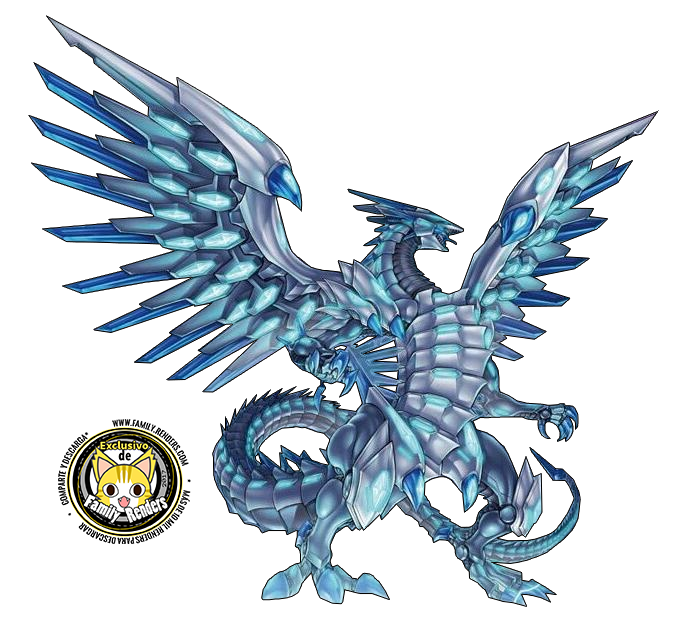 RENDER Blue-Eyes Chaos Max Dragon