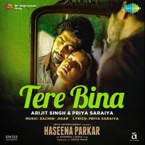 Tere Bina (Haseena Parkar)