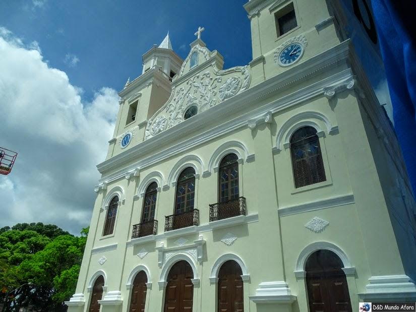 Catedral Basílica de Nossa Senhora das Neves - João Pessoa