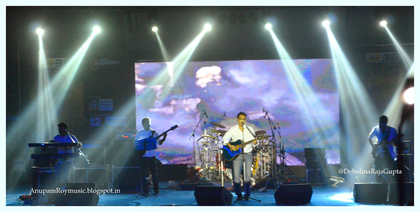 Anupam Roy: The Man And His Music: 2014