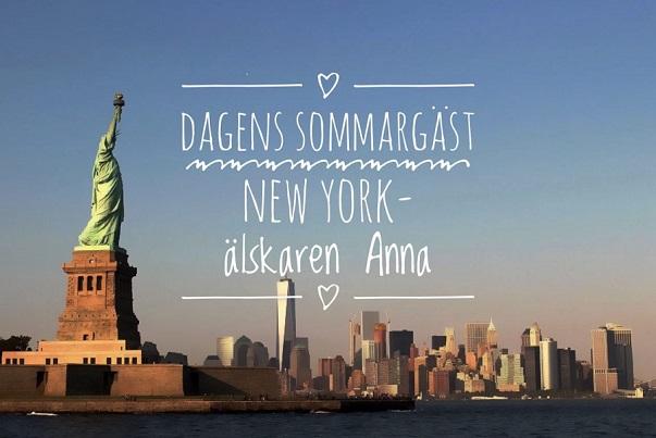 Intervju med mig om New York hos Matochresebloggen