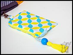 T-Bags: plecak worek z odręcznym haftem.