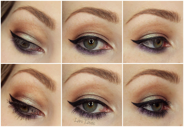 Bourjois Push Up Volume Glamour mascara review
