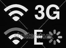 Mengapa Sinyal E menjadikan internet lemot di android?