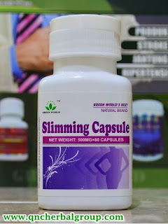 Agen Slimming Capsule Green World