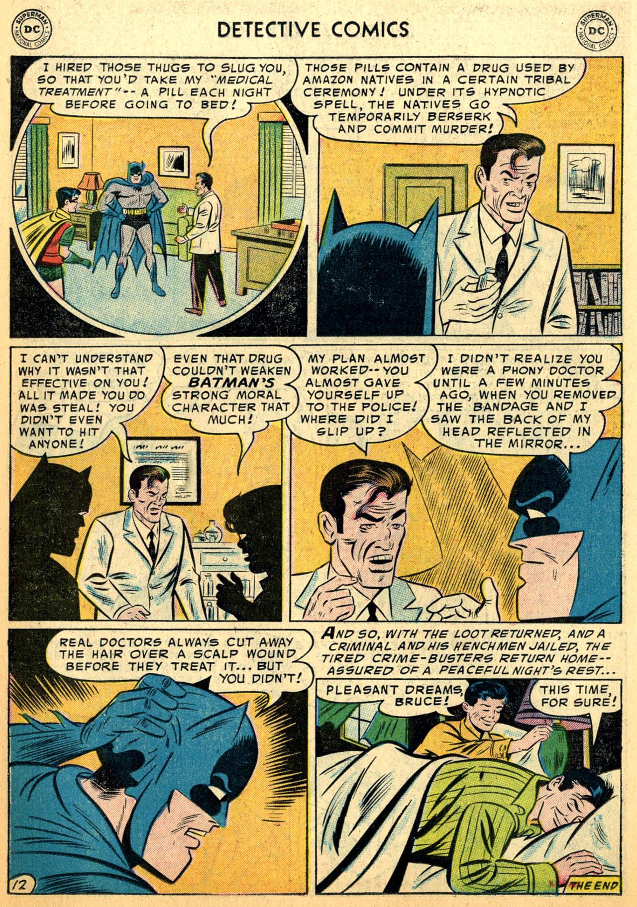 Detective Comics (1937) 228 Page 13