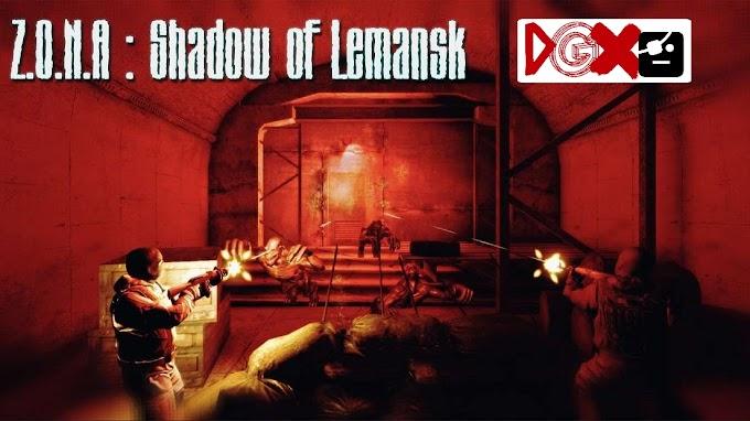 Z.O.N.A Shadow Of Lemansk Full Apk v 2.00