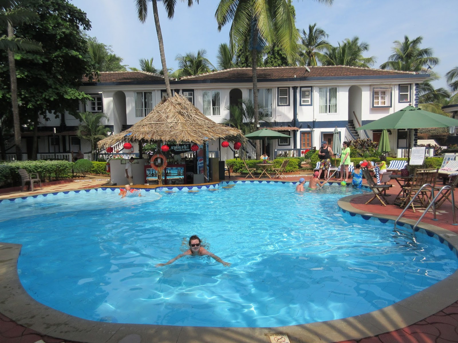 Gorgeous Goa And The Santana Beach Resort
