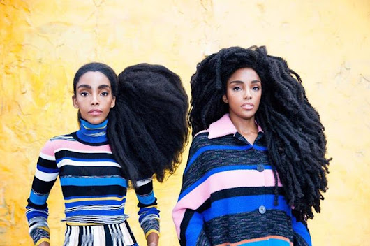 These Urban Bush Babes Are The New Icons Of Natural Beauty