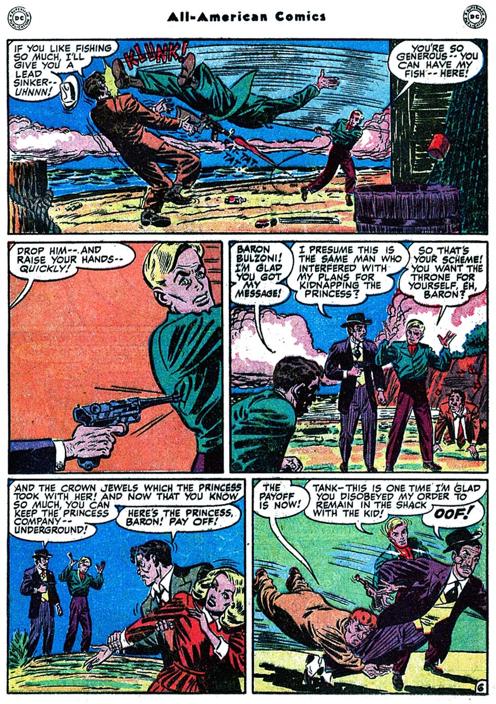 Read online All-American Comics (1939) comic -  Issue #98 - 31
