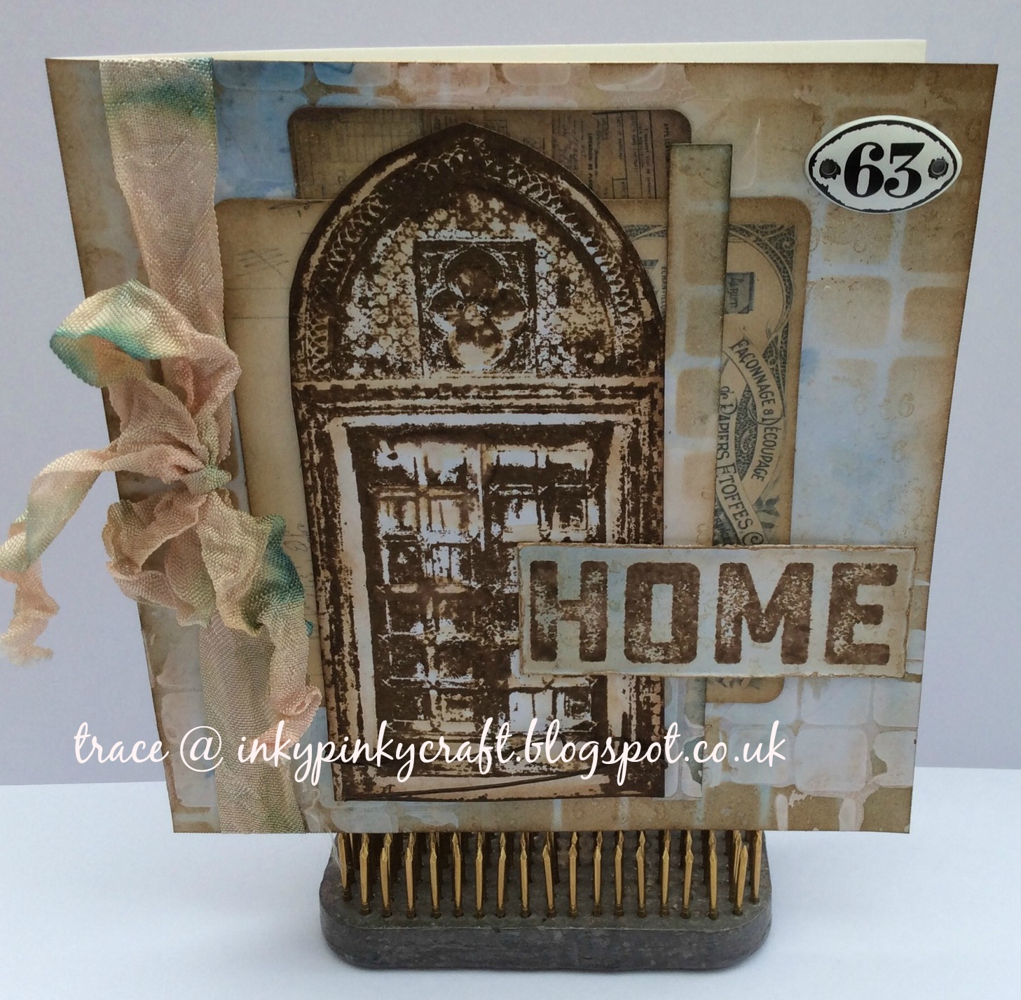 country view crafts country view crafts projects home sweet home card 1366