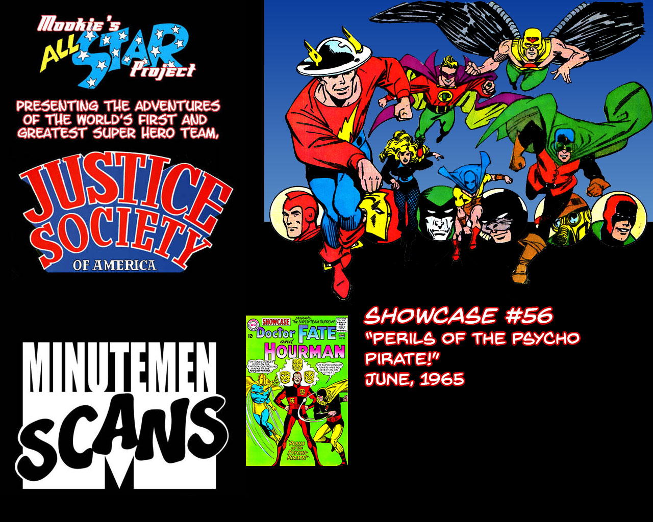 Read online Showcase comic -  Issue #56 - 37