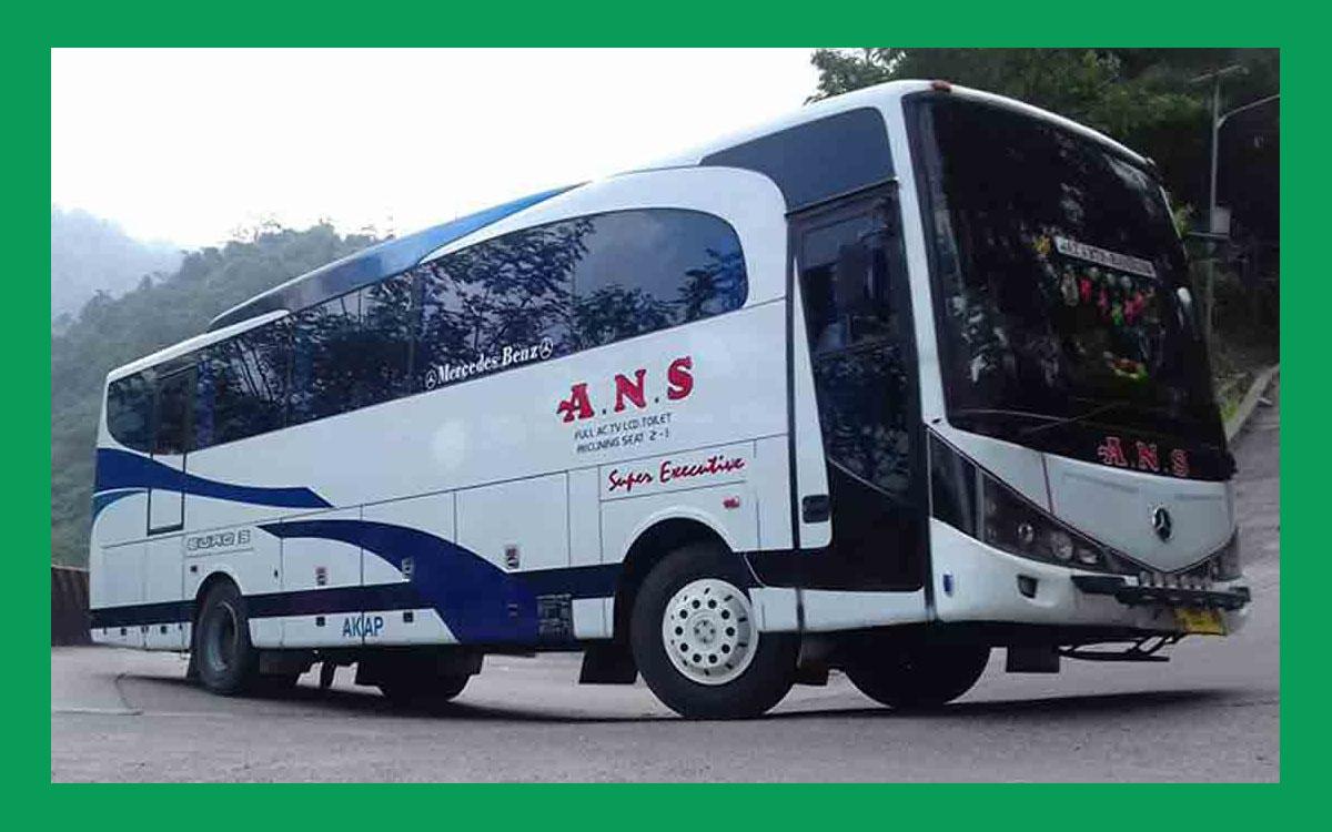 Agen Bus Ans Aman Nyaman Sampai Tujuan Cari Agen Bus