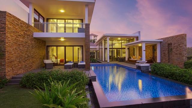 Giải mã lý do biệt thự biển Đà Nẵng 2, giá triệu USD mà vẫn hút khách