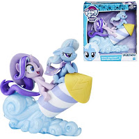 My Little Pony Guardians of Harmony Fan Series Starlight Glimmer and Trixie Figure