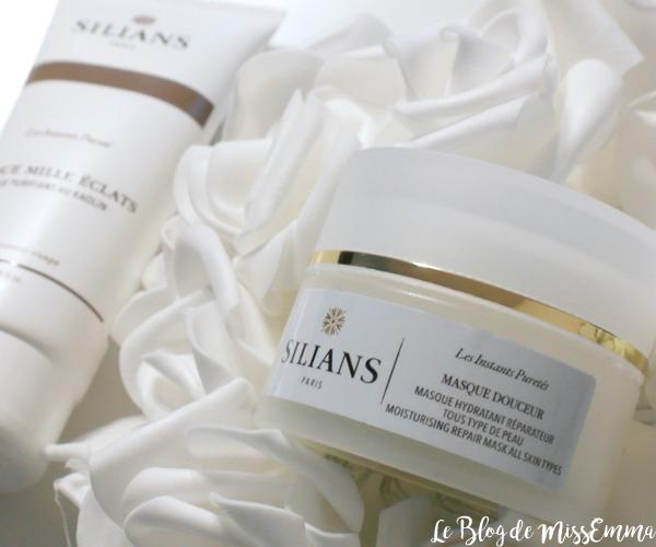 Silians - Masque Mille Eclats et Masque Douceur