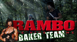 Rambo The Video Game: Baker Team PC Full Version