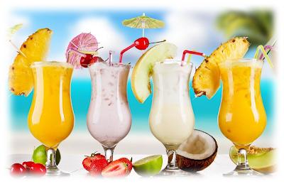 Рецепты летних смузи