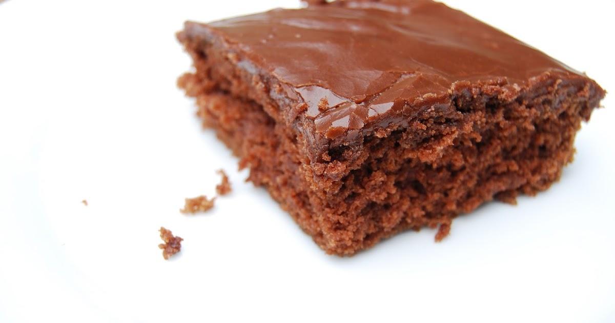 Texas Sheet Cake Recipe No Sour Cream