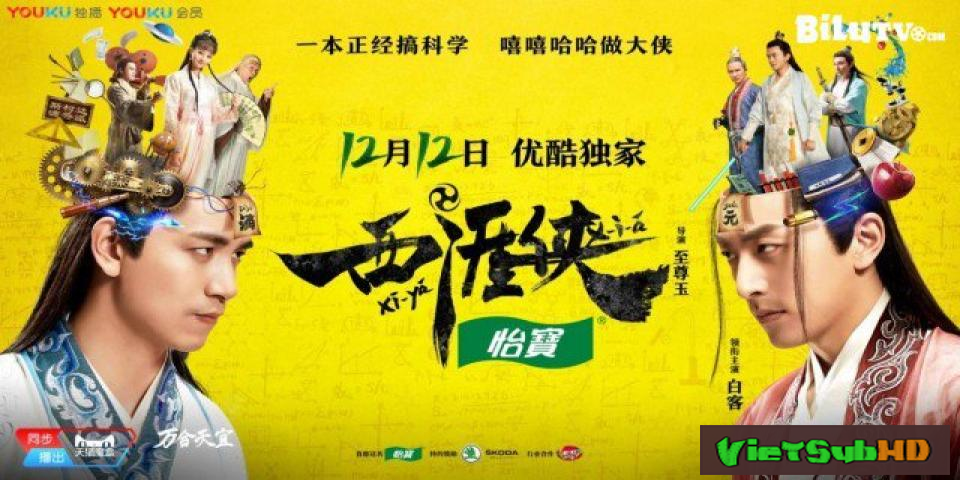 Phim Thiếu Hiệp Tây Nhai Hoàn Tất (30/30) Thuyết minh HD | Xiya Hero 2016