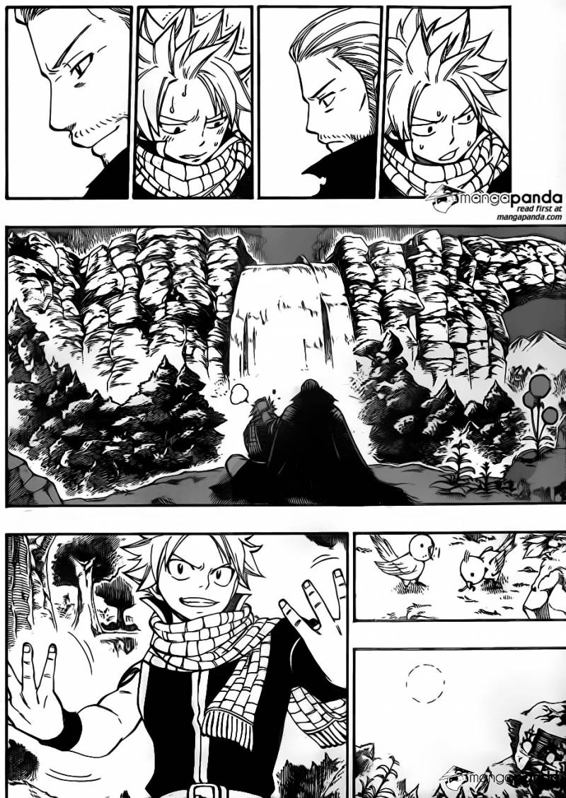 Fairy Tail Ch 417: Travelling Alone II
