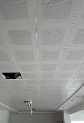 clip in asma tavan, metal asma tavan,metal asma tavan